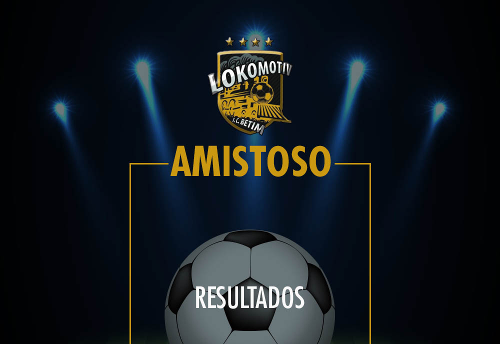 Jogos Amistosos do Final de Semana (14/03)